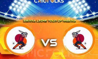 NIG vs SLE Live Score, Sierra Leone tour of Nigeria2021 Live Score Updates, Here we are providing to our visitors NIG vs SLE Live Scorecard Today Match in our .