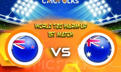 NZ vs AUS Live Score, ICC T20 World CupWarm-Up Match2021 Live Score Updates, Here we are providing to our visitors NZ vs AUSLive Scorecard Today Match in....