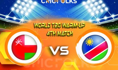 OMN vs NAM Live Score, World T20 Warm-Up Match2021 Live Score Updates, Here we are providing to our visitors OMN vs NAMLive Scorecard Today Match in our......