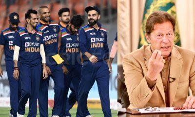 PM Imran Khan tells how India controls World Cricket
