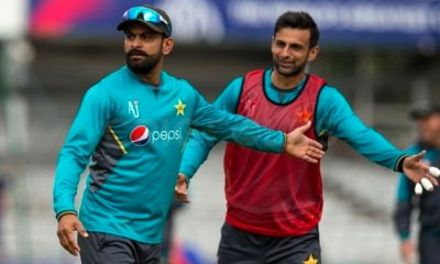 Pakistan announces players for Playing XI in T20 World Cup