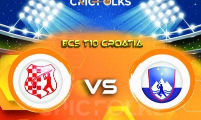 SOS vs LJU Live Score, ECS T10 Croatia2021 Live Score Updates, Here we are providing to our visitors SOS vs LJU Live Scorecard Today Match in our official site