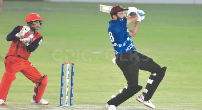 Sohaib Maqsood no more to captain Southern Punjab