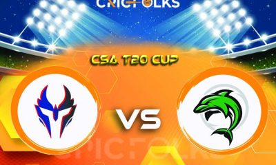 TIT vs DOL Live Score, CSA T20 Cup2021 Live Score Updates, Here we are providing to our visitors TIT vs DOL Live Scorecard Today Match in our official site....