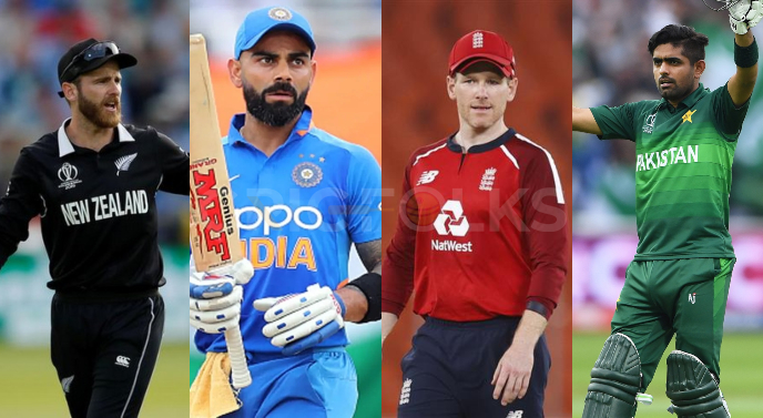 Top three teams of Icc T20 World Cup 2021