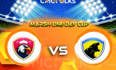 WAU vs TAS Live Score, Marsh One Day Cup 2021/22 Live Score Updates, Here we are providing to our visitors WAU vs TASLive Scorecard Today Match in our official