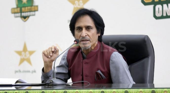Ramiz Raja discloses his salary