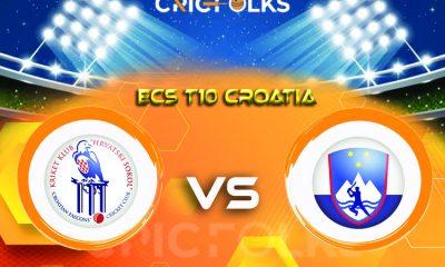 ZAS vs LJU Live Score, ECS T10 Croatia2021 Live Score Updates, Here we are providing to our visitors ZAS vs LJU Live Scorecard Today Match in our official site